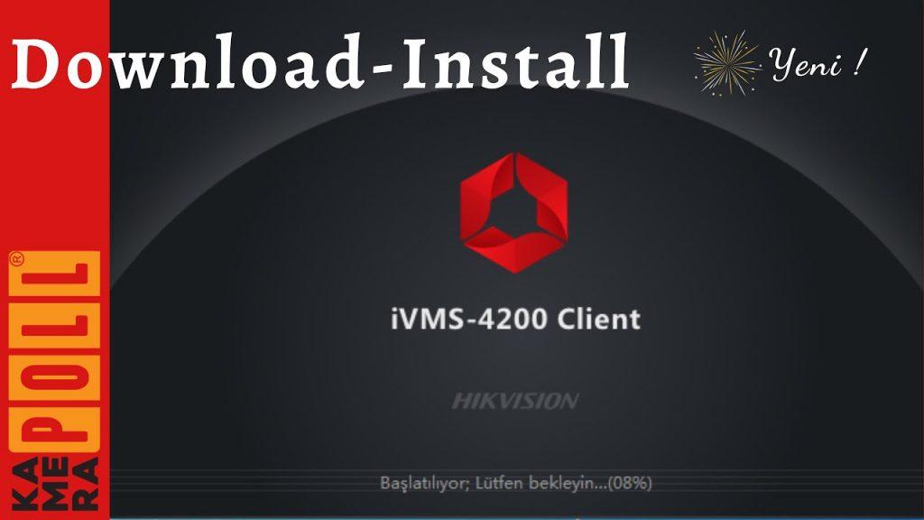 Yeni iVMS 4200 İndirme ve Laptop, PC Kurulumu │2020 Yeni Sürüm │Hikvisio…