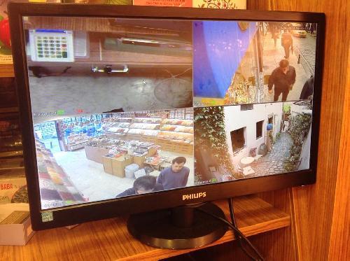 Bağcılar Güvenlik Kamera Sistemi Teknik Servisi