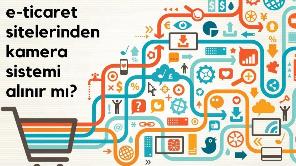e-ticaret sitelerinden kamera sistemi alınır mı? Güvenlik kamerası nered…