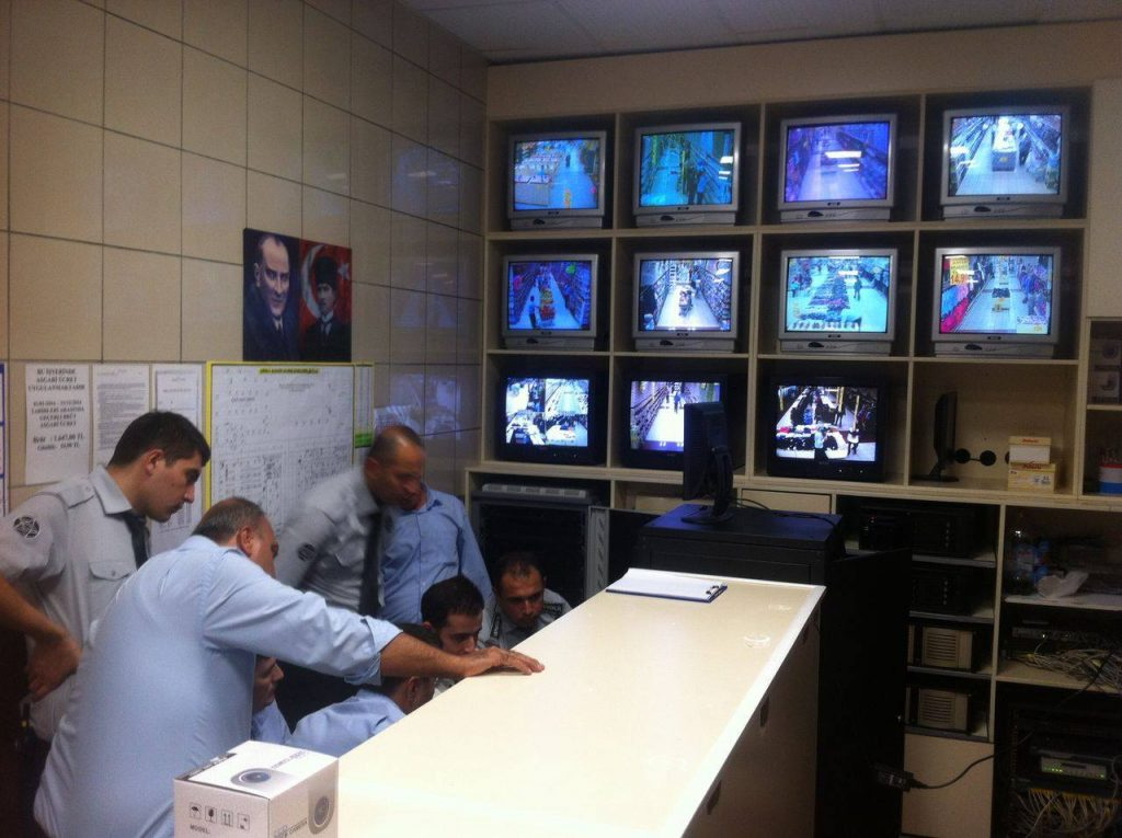 Bebek Güvenlik Kamera Sistemi Teknik Servisi